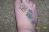 Shooting Stars tattoo
