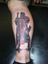 St George tattoo