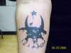 Call of Duty 4 tattoo