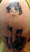 ruby tattoo