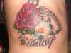 In loving memory of granny tattoo