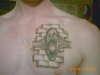 The Wall tattoo