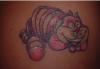 My Pussy tattoo