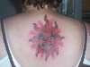 evil sun tattoo
