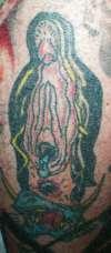 vagina of guadelupa tattoo
