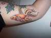 Feeeeshy. :) tattoo