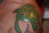 seaturtle tattoo