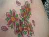 Cherry Blossoms #2 tattoo
