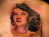 MRS. PARKIN tattoo