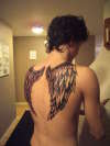 My Wings tattoo
