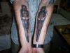 H.R. Giger tattoo
