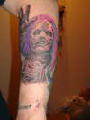 Corey Taylor tattoo