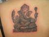 ganesh tattoo
