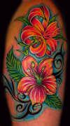 hawian tropics tattoo