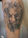 Mr Rob Zombie tattoo