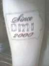 DMI tattoo