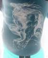 Werewolf Inverted tattoo