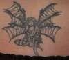 Scary Fairy (bleh) tattoo