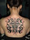 da cross.... tattoo