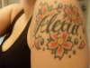 My daughter tattoo