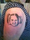 ellie jean tattoo
