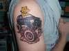 Jeep tattoo