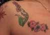 A few petunias tattoo