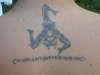 TRINACRIA tattoo