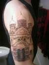 Nevsky Church tattoo