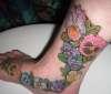 Beautiful flowers :) tattoo