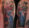 Transformers Half Sleeve tattoo