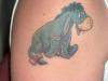 Ta2d Eeyore tattoo