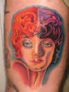 krazy pinup tattoo