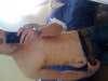 stomach/leg tattoo tattoo