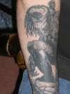 Predator (Healed) tattoo