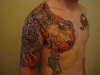Dragon/Misc.. tattoo