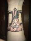 Webslinger! tattoo