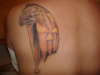 Halloween 1 tattoo