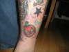 Pumpkins tattoo