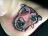 dog tattoo tattoo