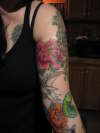 arm so far tattoo